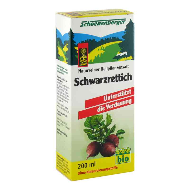 Schwarzrettichsaft Schoenenberger  bei Apotheke.de bestellen