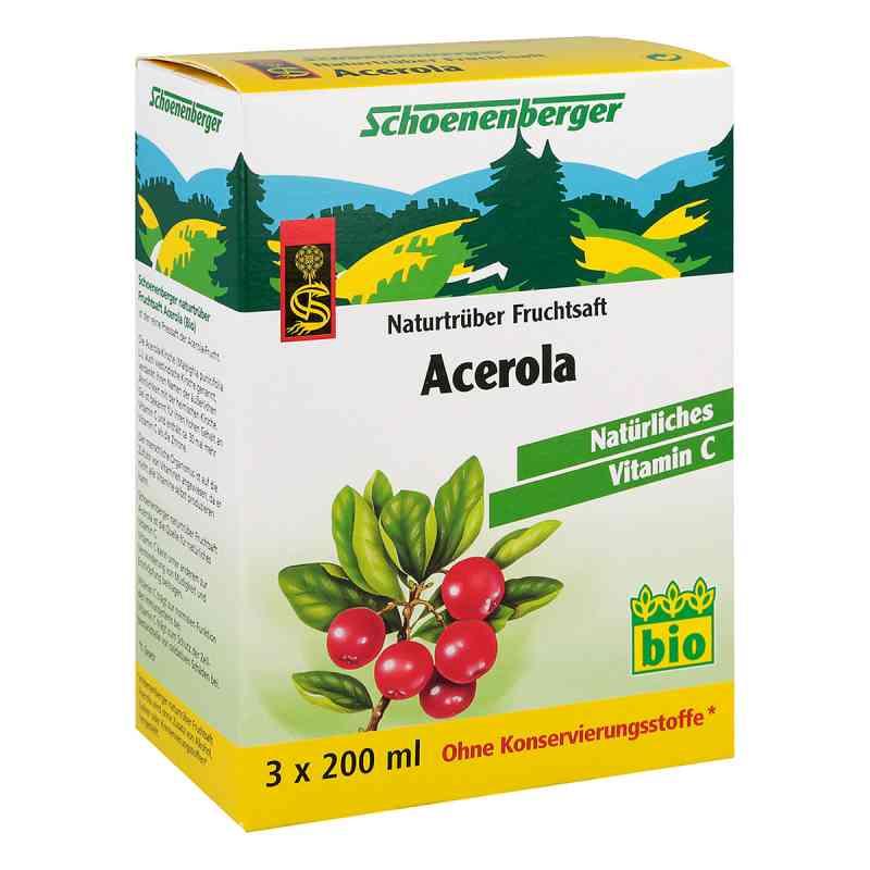 Acerola Saft Schoenenberger Heilpflanzensäfte  bei Apotheke.de bestellen