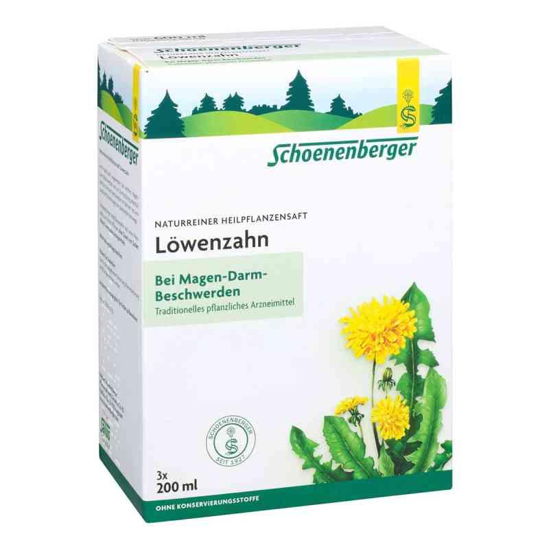 Löwenzahn Saft Schoenenberger Heilpflanz.säfte  bei Apotheke.de bestellen