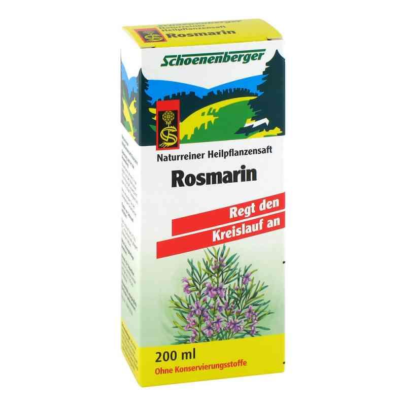 Rosmarin Saft Schoenenberger Heilpflanzensäfte  bei Apotheke.de bestellen