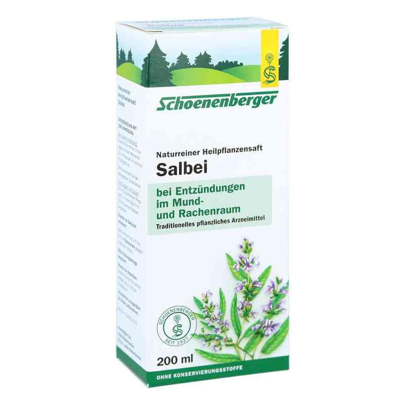 Salbei Saft Schoenenberger Heilpflanzensäfte  bei Apotheke.de bestellen