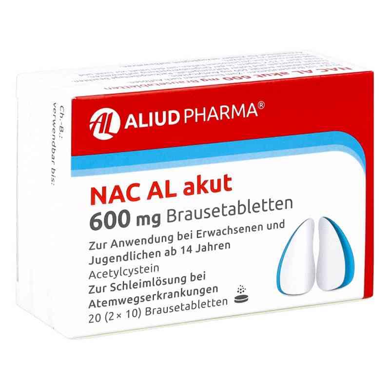 NAC AL akut 600mg  bei Apotheke.de bestellen