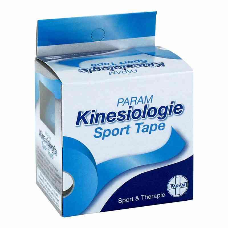 Kinesiologie Sport Tape 5 cmx5 m blau  bei Apotheke.de bestellen
