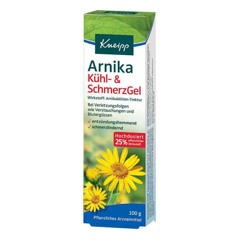 Kneipp Arnika Kühl- & SchmerzGel  bei Apotheke.de bestellen