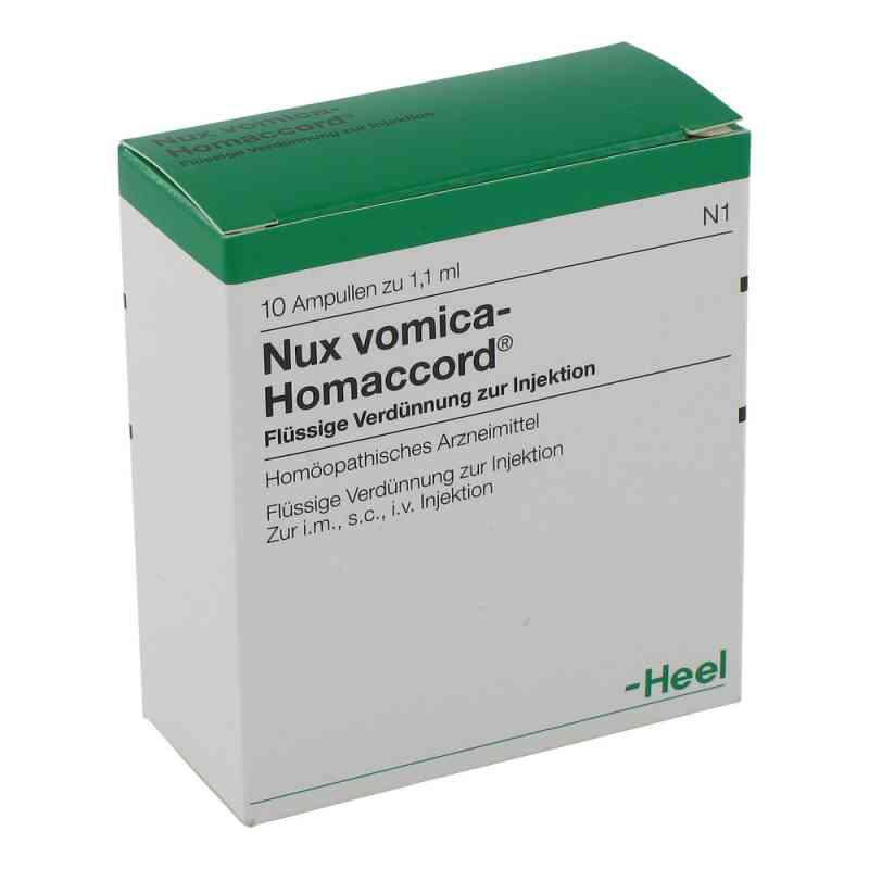 Nux Vomica Homaccord Ampullen  bei Apotheke.de bestellen