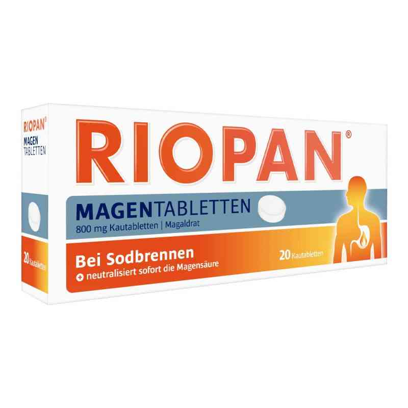 Riopan Magen Tabletten  bei Apotheke.de bestellen