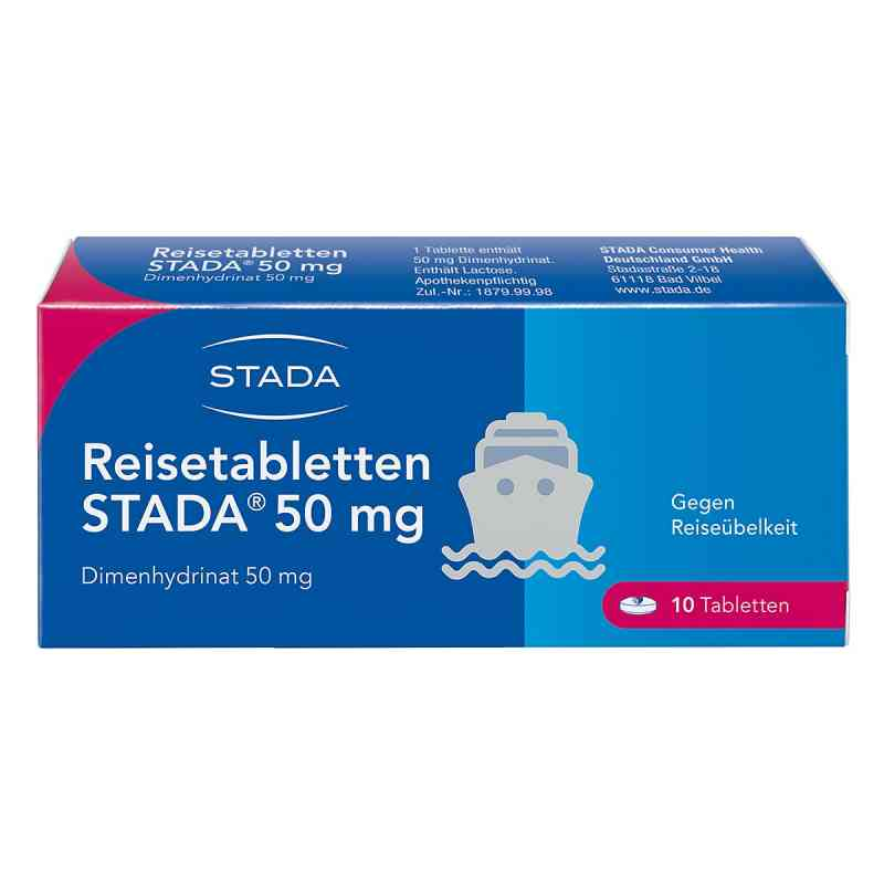 Reisetabletten STADA 50mg  bei Apotheke.de bestellen