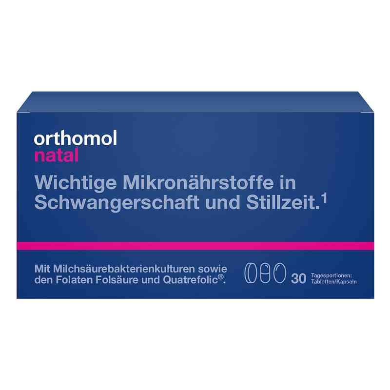 Orthomol Natal Tabletten /kaps. Kombipackung  bei Apotheke.de bestellen