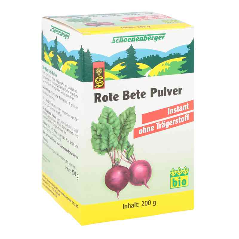 Rote Bete Pulver instant Schoenenberger  bei Apotheke.de bestellen