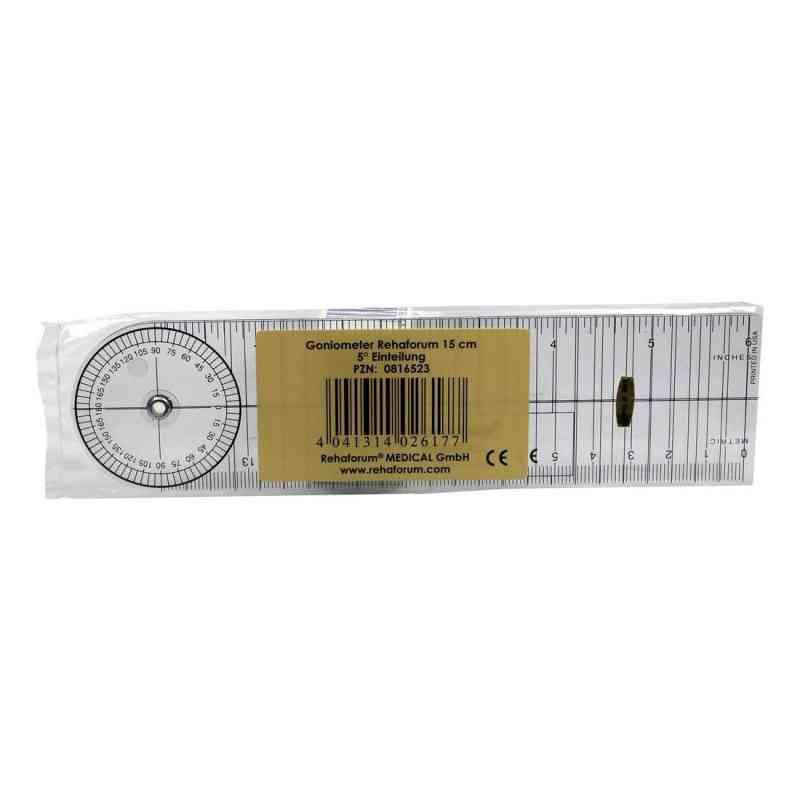Goniometer Rehaforum 15cm  bei Apotheke.de bestellen
