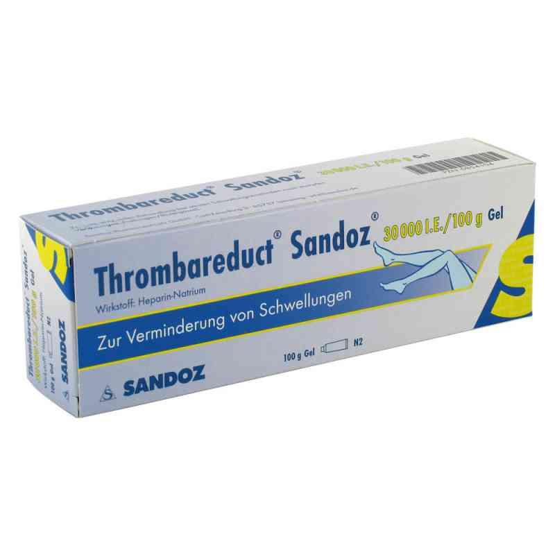 Thrombareduct Sandoz 30000 I.E./100g  bei Apotheke.de bestellen