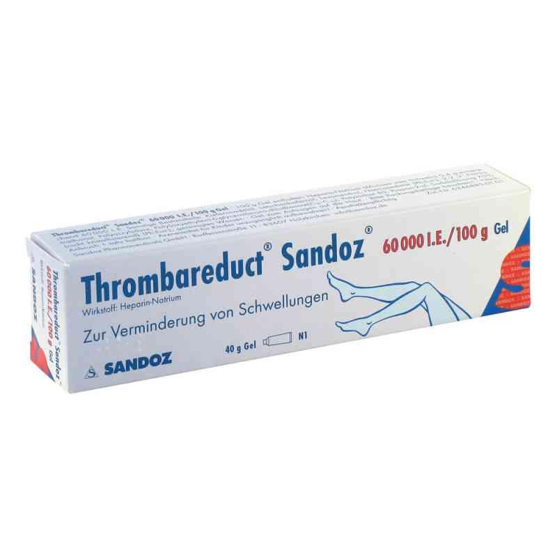 Thrombareduct Sandoz Gel 60000 I.E./100g  bei Apotheke.de bestellen