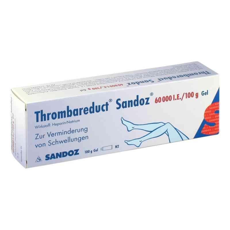 Thrombareduct Sandoz 60000 I.E./100g  bei Apotheke.de bestellen