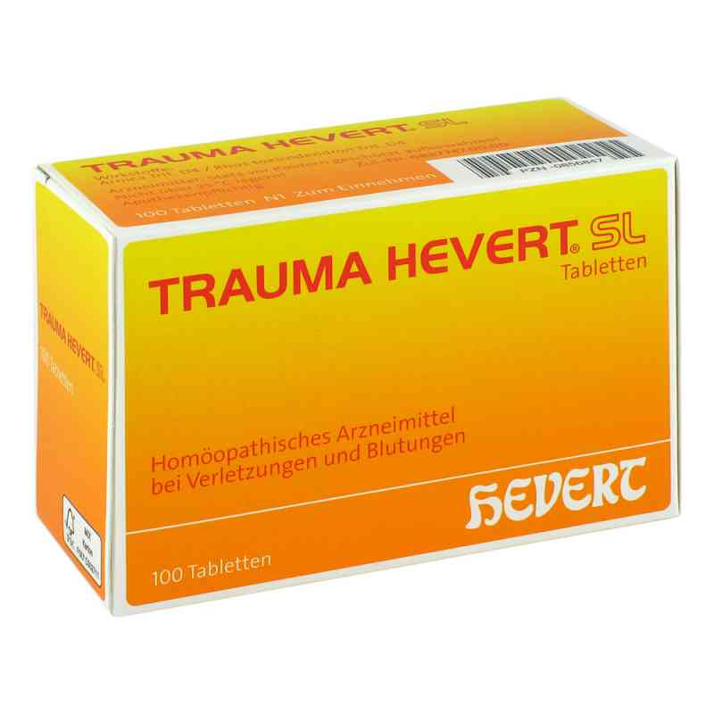 Trauma Hevert Sl Tabletten  bei Apotheke.de bestellen