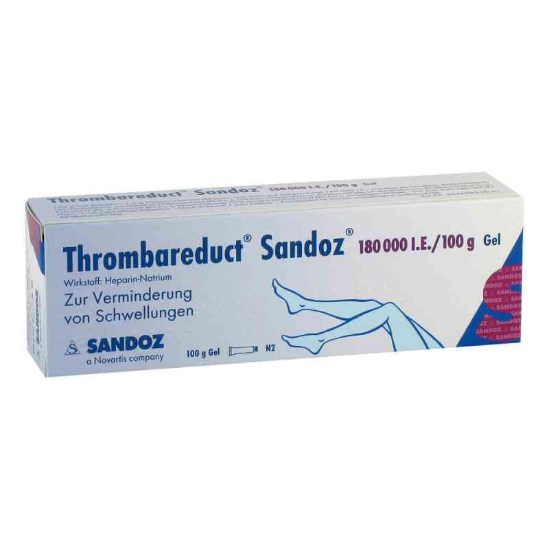 Thrombareduct Sandoz 180000 I.E./100g  bei Apotheke.de bestellen