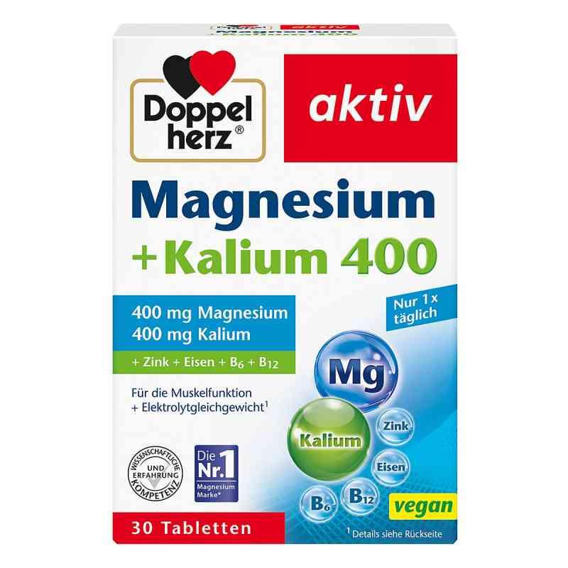 Doppelherz Magnesium + Kalium Tabletten
