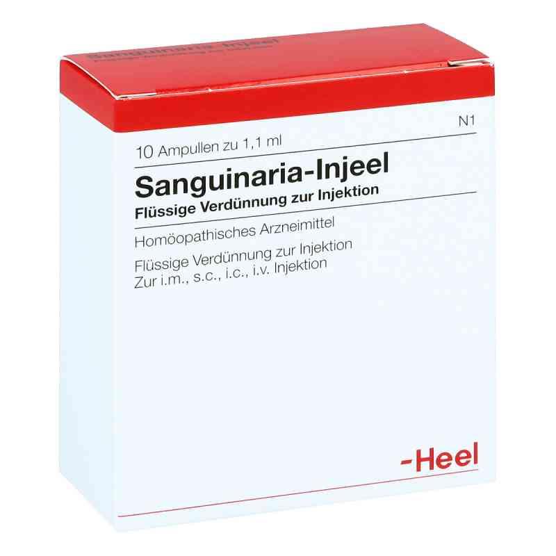 Sanguinaria Injeel Ampullen  bei Apotheke.de bestellen