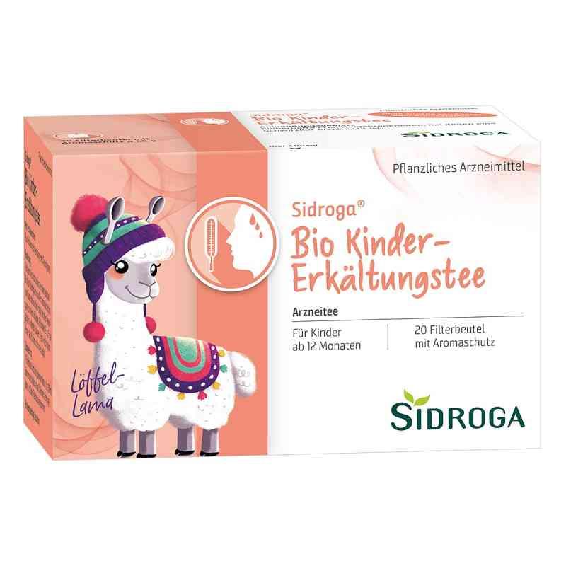 SIDROGA Bio Kinder-Erkältungstee  bei Apotheke.de bestellen