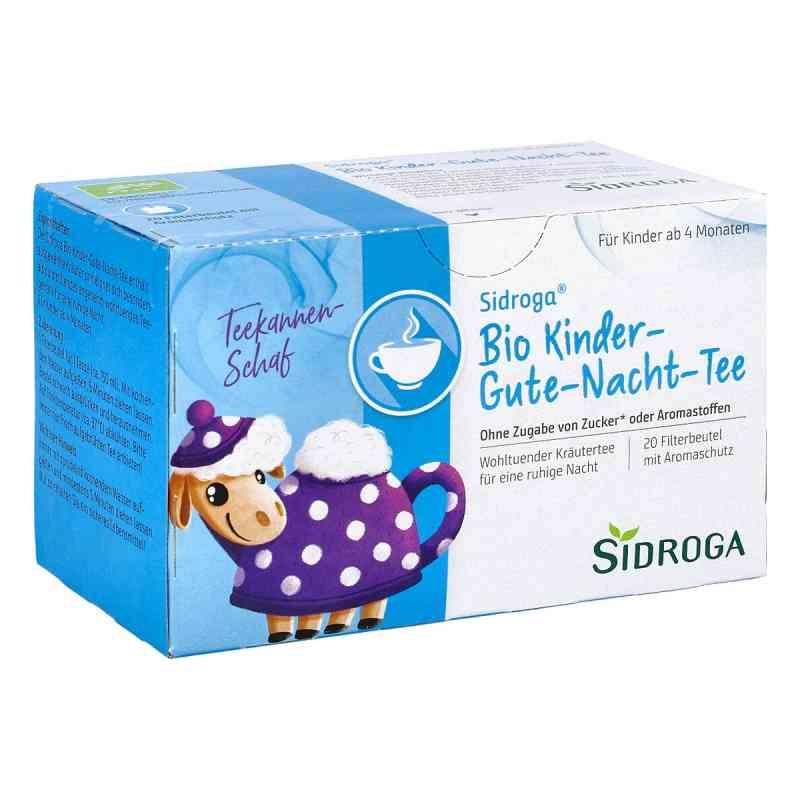 Sidroga Bio Kinder-Gute-Nacht-Tee Filterbeutel  bei Apotheke.de bestellen