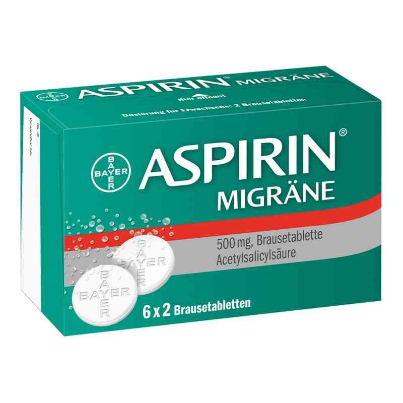 Aspirin Migräne Brausetabletten  bei Apotheke.de bestellen