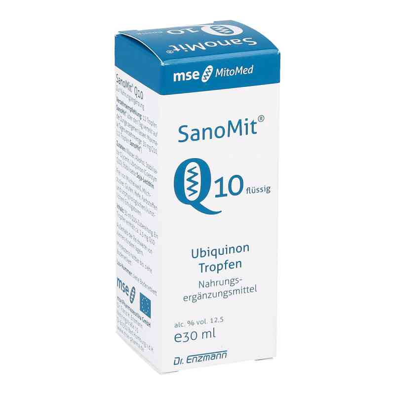 Sanomit Q10 flüssig  bei Apotheke.de bestellen
