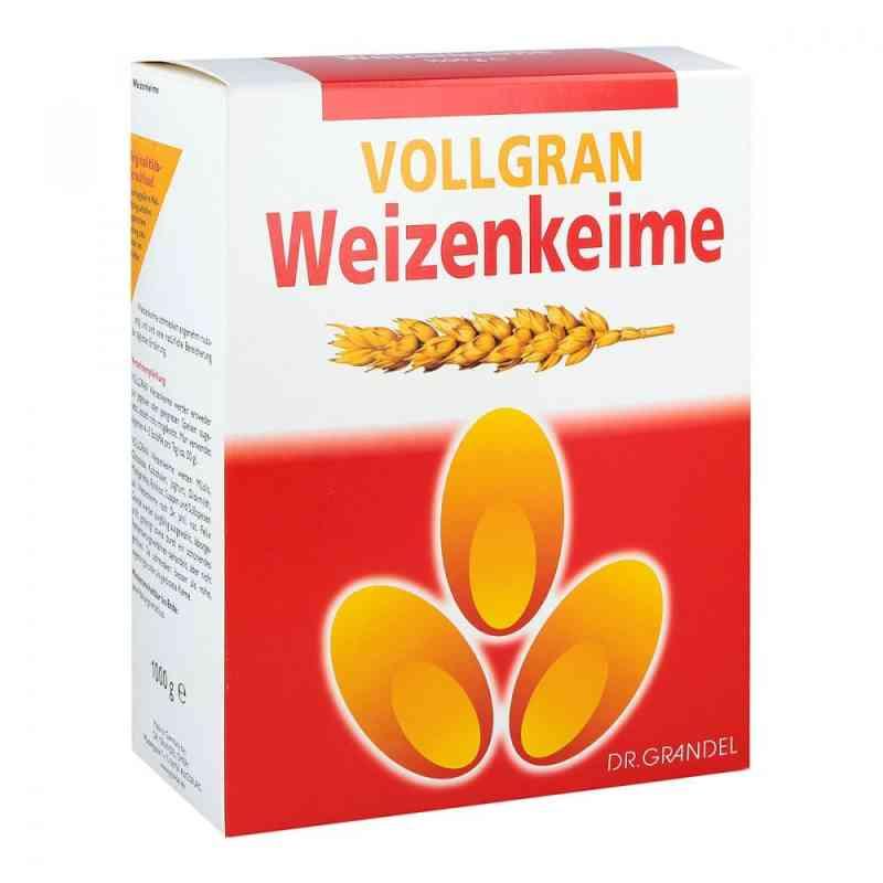 Weizenkeime Vollgran Grandel Kerne  bei Apotheke.de bestellen