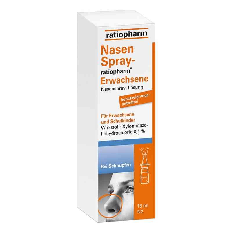 NasenSpray-ratiopharm Erwachsene bei Apotheke.de bestellen