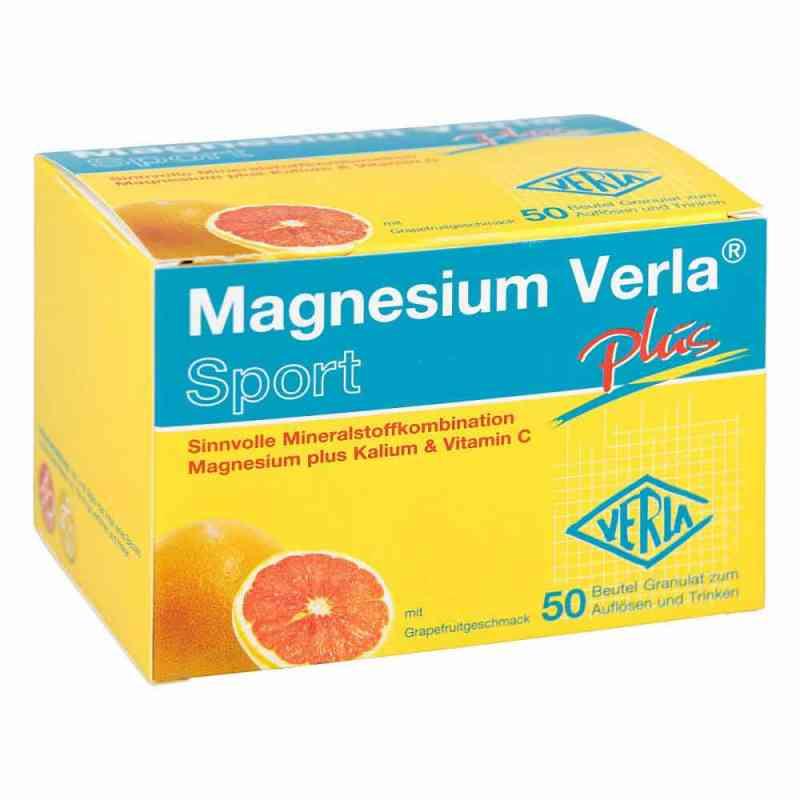 Magnesium Verla plus Granulat  bei Apotheke.de bestellen