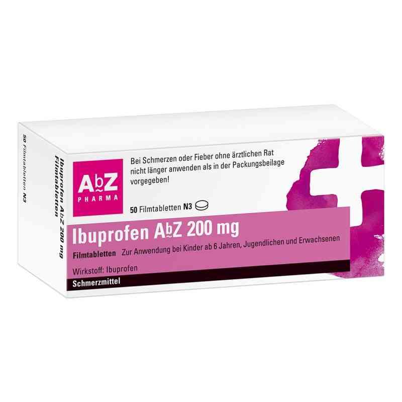 Ibuprofen AbZ 200mg  bei Apotheke.de bestellen