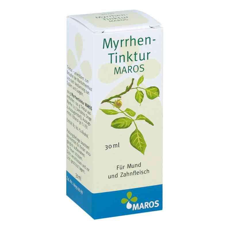 Myrrhentinktur MAROS  bei Apotheke.de bestellen
