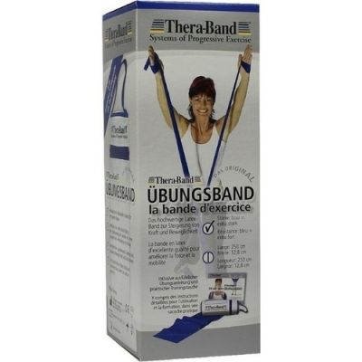 Thera Band 2,50m blau extra stark  bei Apotheke.de bestellen