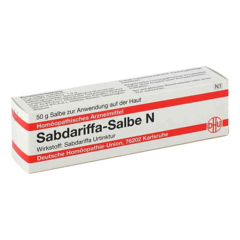 Sabdariffa Salbe N  bei Apotheke.de bestellen