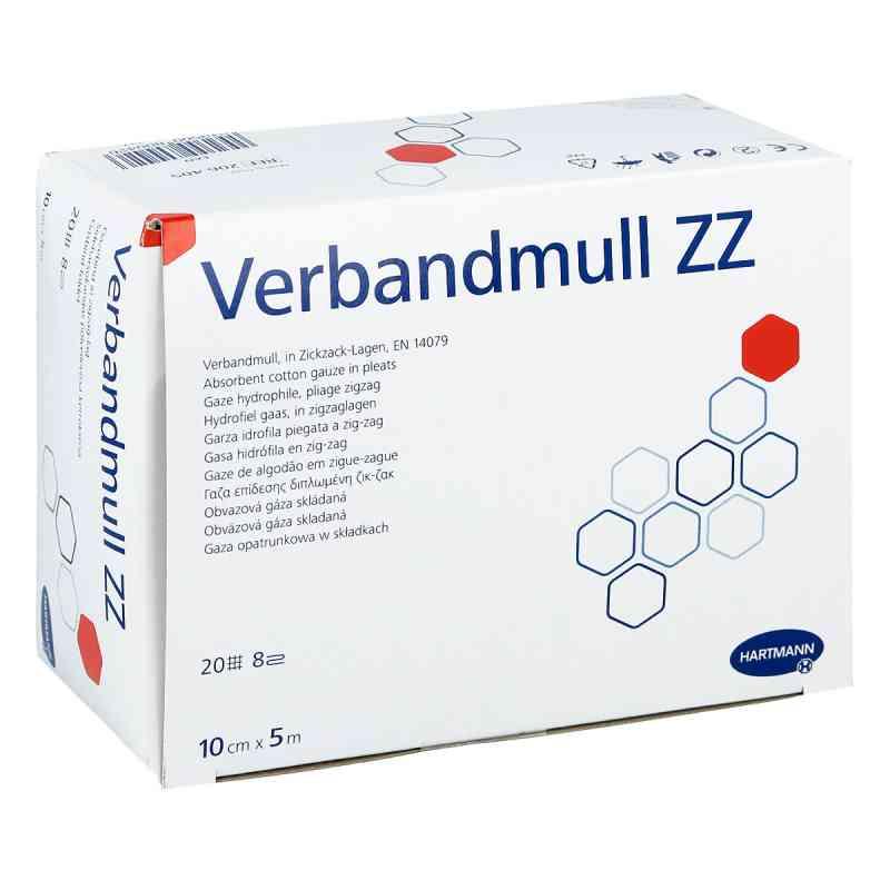 Verbandmull Hartmann 10 cmx5 m zickzack  bei Apotheke.de bestellen