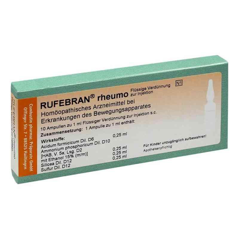 Rufebran rheumo Ampullen  bei Apotheke.de bestellen