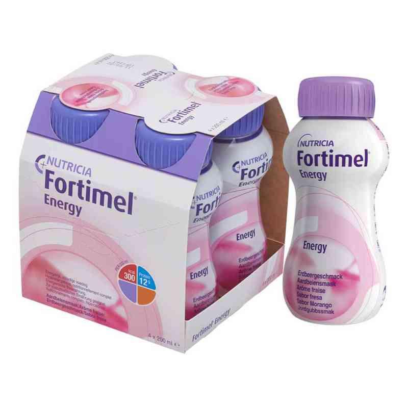 Fortimel Energy Erdbeergeschmack  bei Apotheke.de bestellen