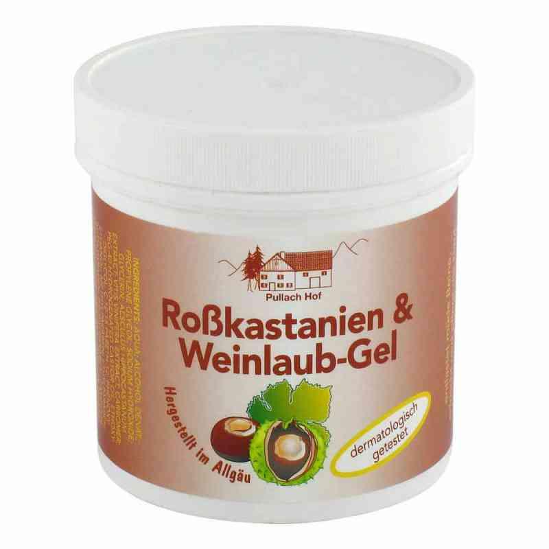 Rosskastanien+weinlaub Gel  bei Apotheke.de bestellen