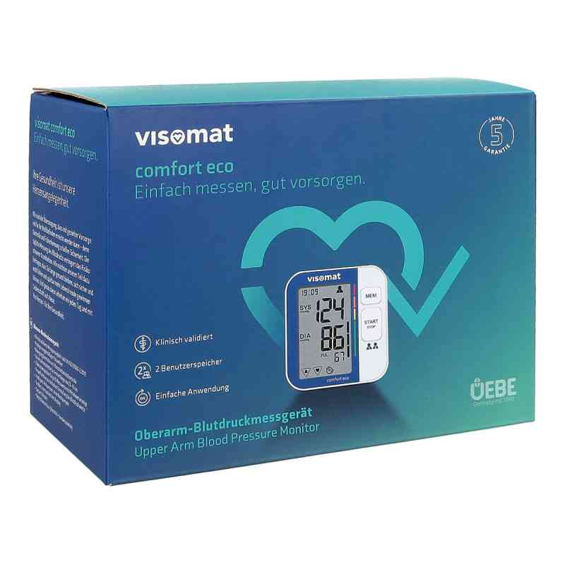 Visomat comfort eco Oberarm Blutdruckmessgerät  bei Apotheke.de bestellen