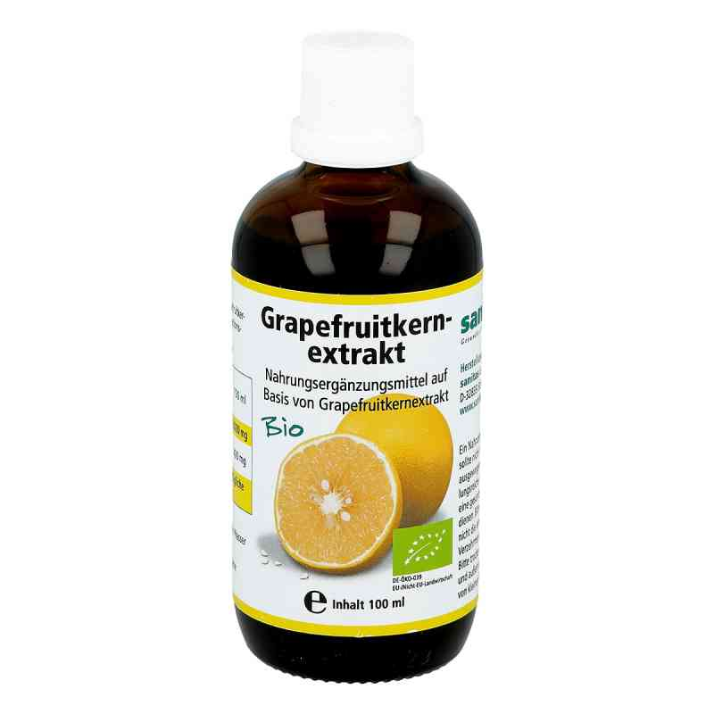 Grapefruit Kern Extrakt Bio Lösung  bei Apotheke.de bestellen