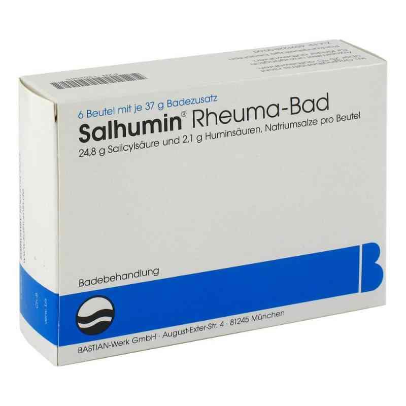 Salhumin Rheuma-Bad  bei Apotheke.de bestellen