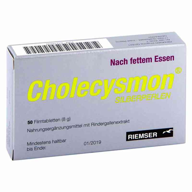 Cholecysmon Silberperlen  bei Apotheke.de bestellen