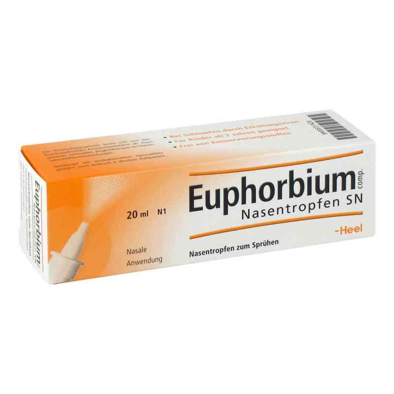 Euphorbium Compositum Nasentr.sn Nasendosierspray  bei Apotheke.de bestellen