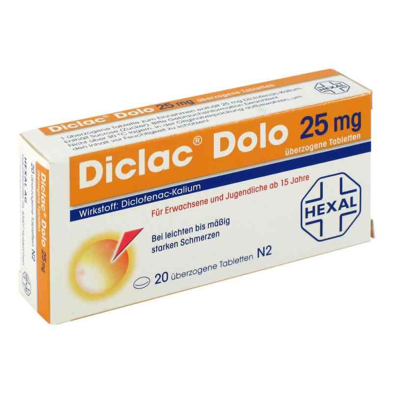 Diclac Dolo 25mg  bei Apotheke.de bestellen