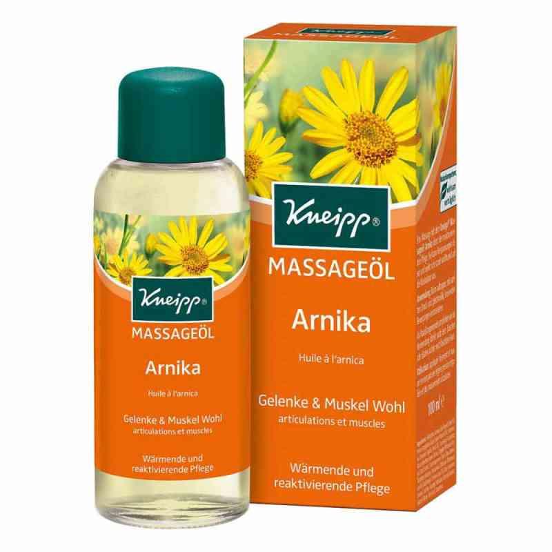 Kneipp Massageöl Arnika  bei Apotheke.de bestellen