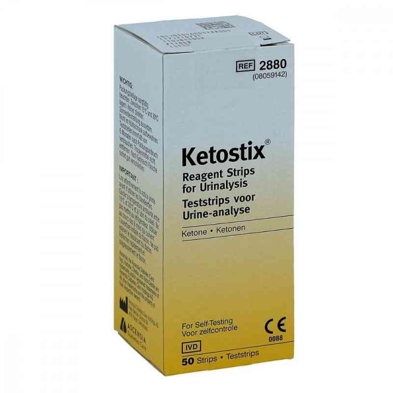 Ketostix Teststreifen  bei Apotheke.de bestellen