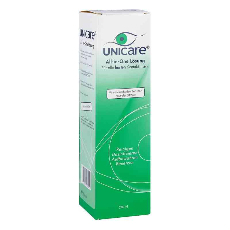 Unicare All in One für harte Linsen Lösung  bei Apotheke.de bestellen