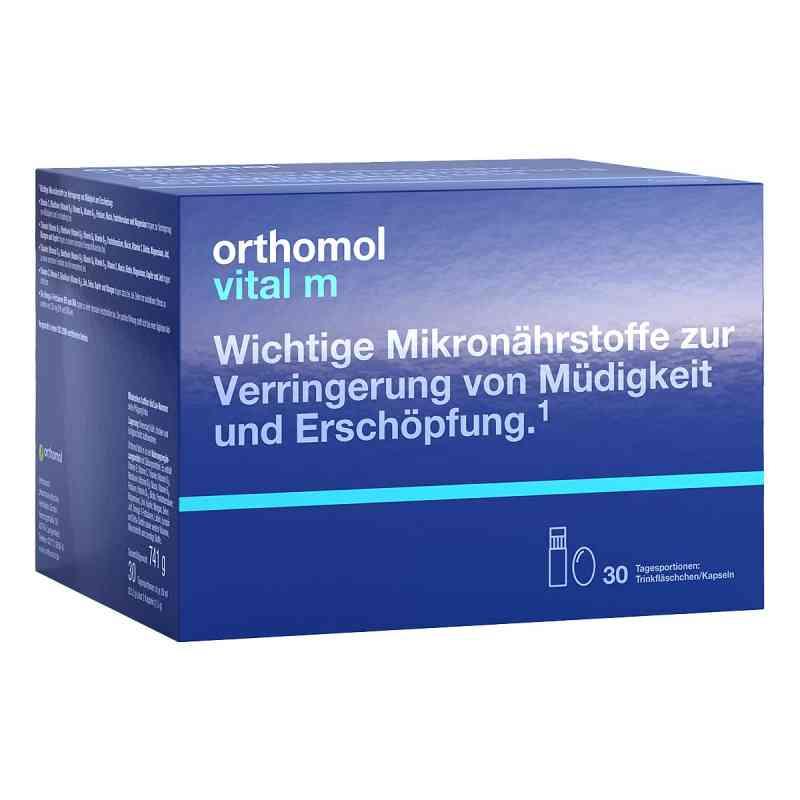 Orthomol Vital M Trinkfläschchen  bei Apotheke.de bestellen
