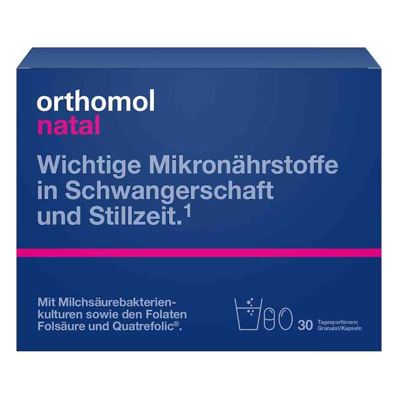 Orthomol Natal 30 Beutel granulat/kaps. Kombipackung  bei Apotheke.de bestellen