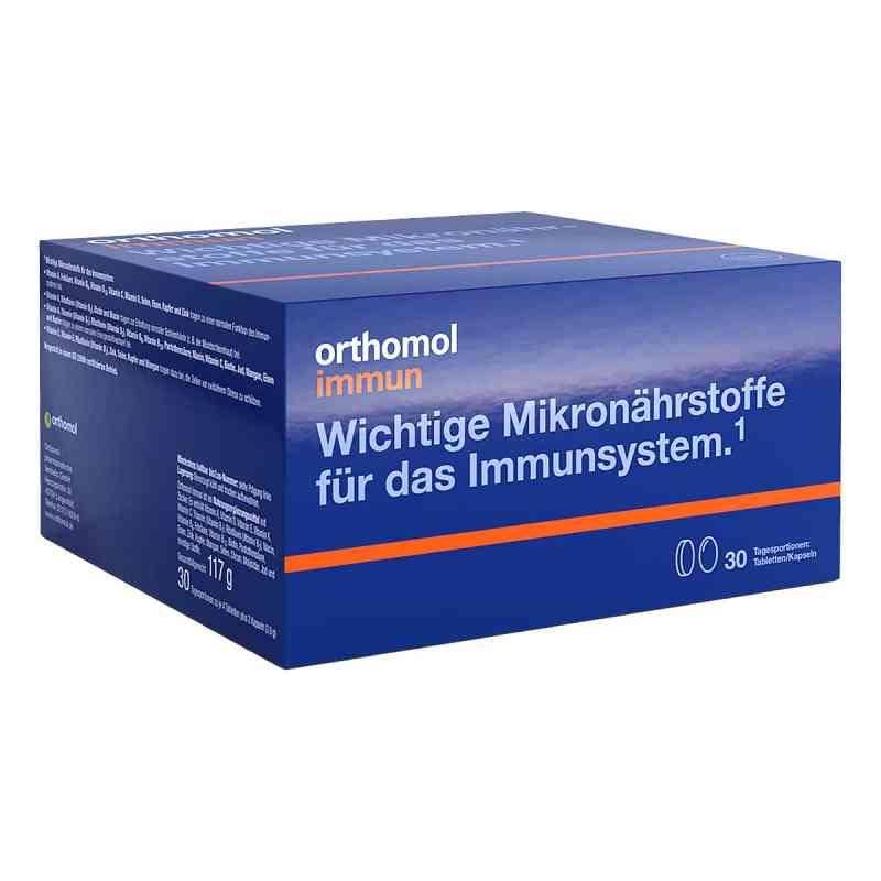 Orthomol Immun 30 Tabletten /kaps.kombipackung bei Apotheke.de bestellen