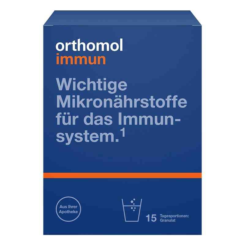 Orthomol Immun Granulat Beutel  bei Apotheke.de bestellen