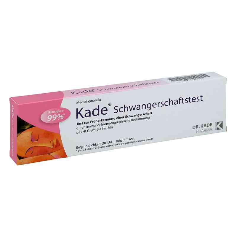 Kade Schwangerschaftstest  bei Apotheke.de bestellen